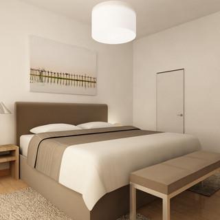 Bedroom - Chelsea NYC
