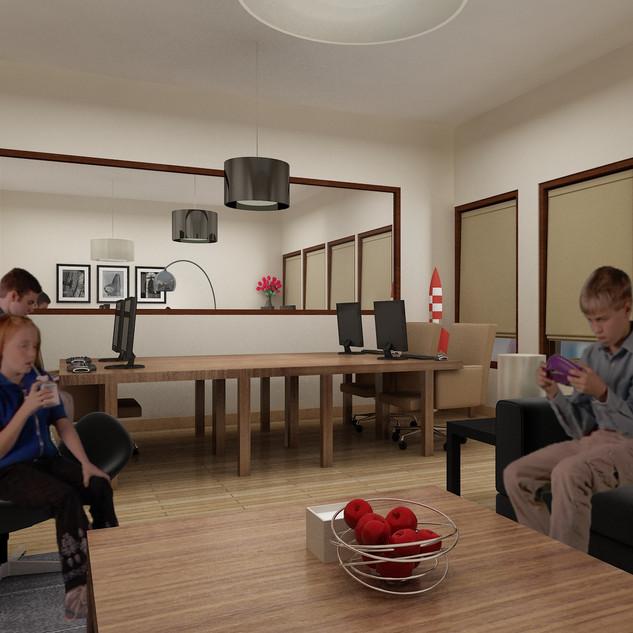 Game Tech Room - i.Minds Belgium
