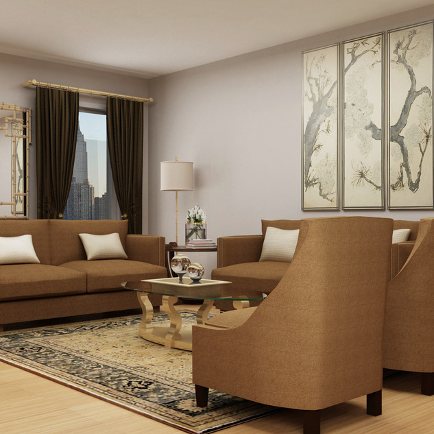 Family Room - Upper West Side