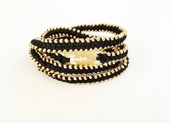 Multi Layer Wrap Bracelet