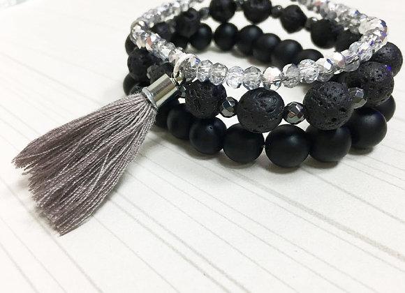 Lava Bracelets Set