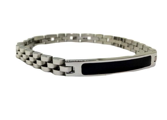 Classic Silver Bracelet For Men