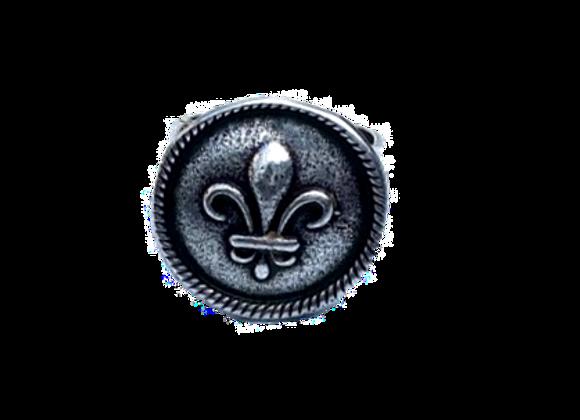 טבעת מטבע אס