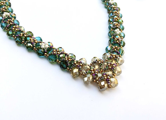 Beaded Evening Necklace