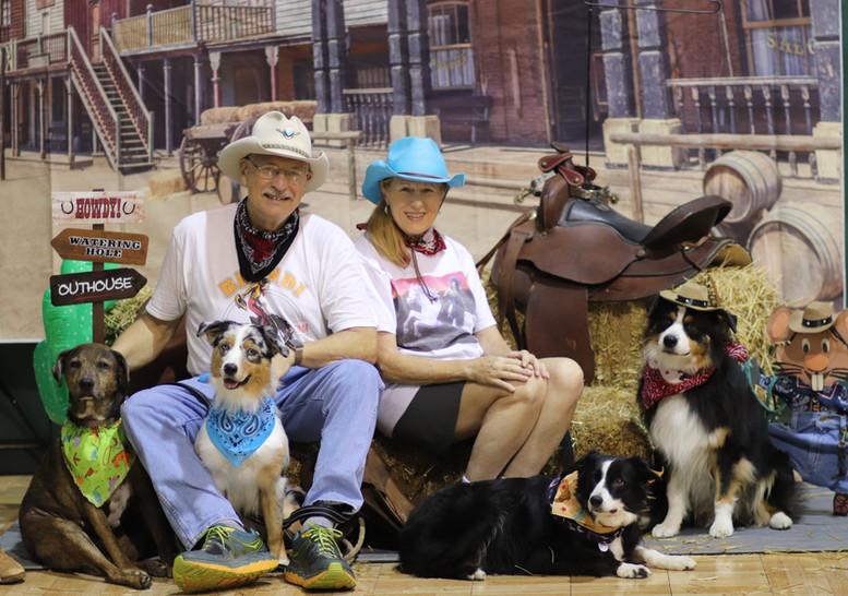 NOLA Rat Visits The Old Wild West
