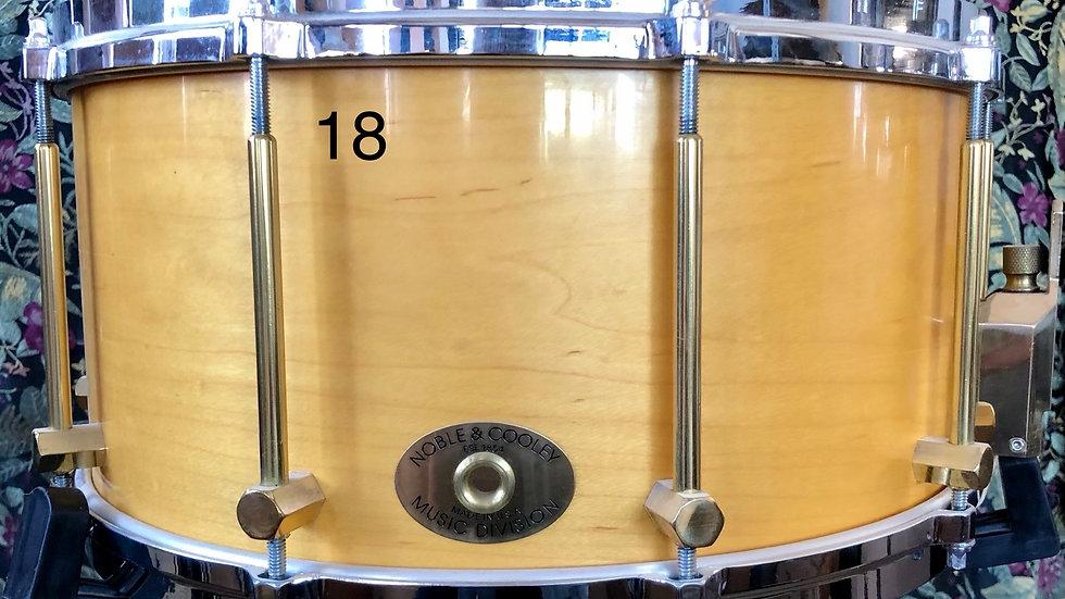 7x14 Natural SS, 1-Ply, No Rings, Rare