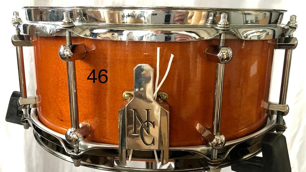 5-1/4x13 Honey Maple Star Prototype