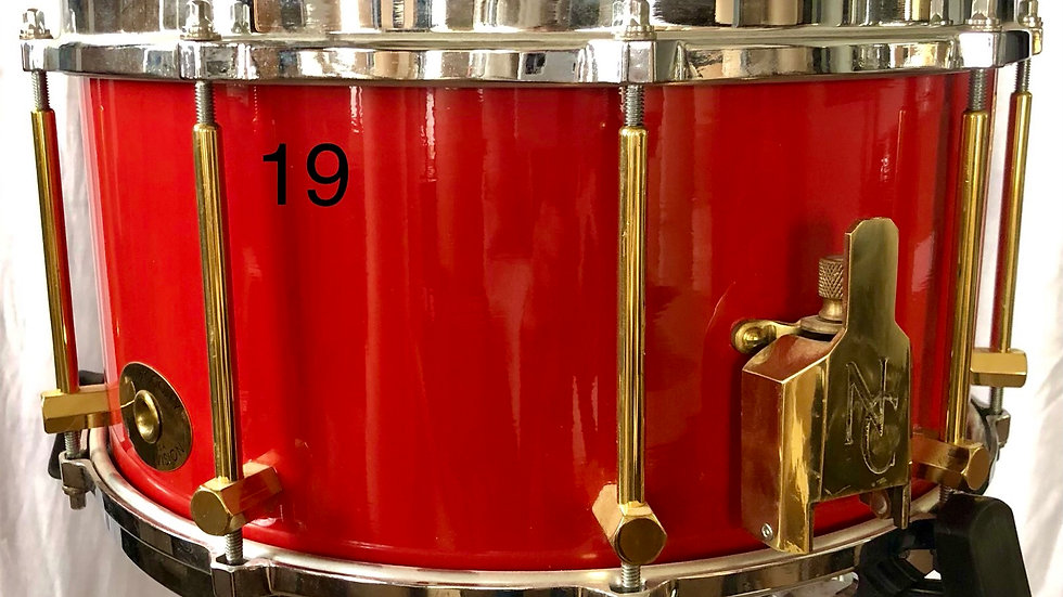 7x14 Red SS