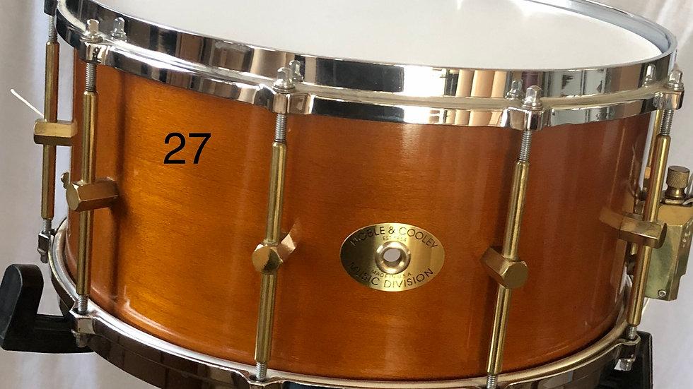 7x14 Maple SS