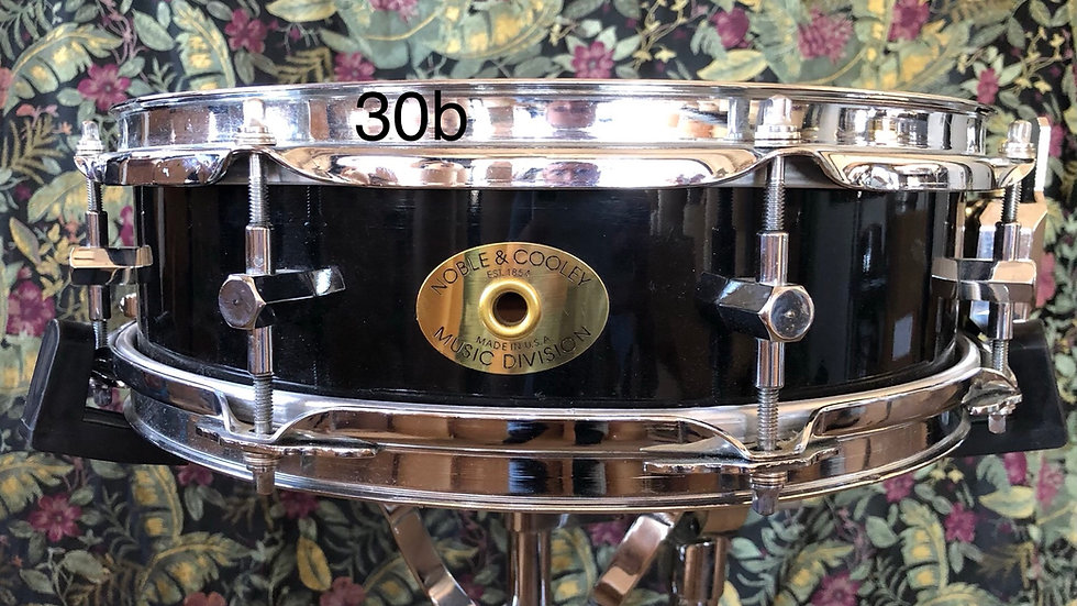4x13 SS Classic, Black Lacquer, Early Version