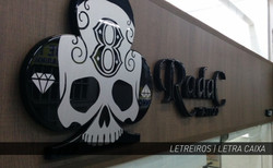 LETREIROS | LETRA CAIXA