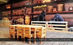PAPEL DE PAREDE | PROJETOS ESPECIAIS