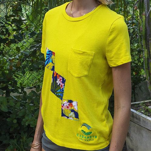 Unisex T-shirt - Small - Moda Sostenible