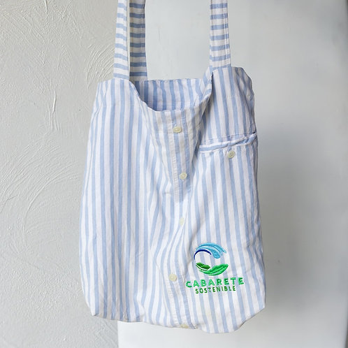 Upcycled bag - Moda Sostenible