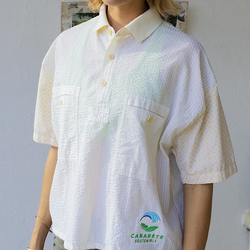 Unisex Shirt - Large - Moda Sostenible