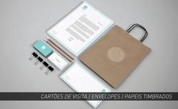 ENVELOPES | PAPEIS TIMBRADOS