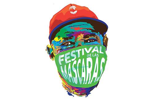 Cabarete Festival of Masks - Donation Ticket