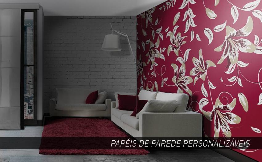 PAPEL DE PAREDE | IMPRESSÃO DIGITAL