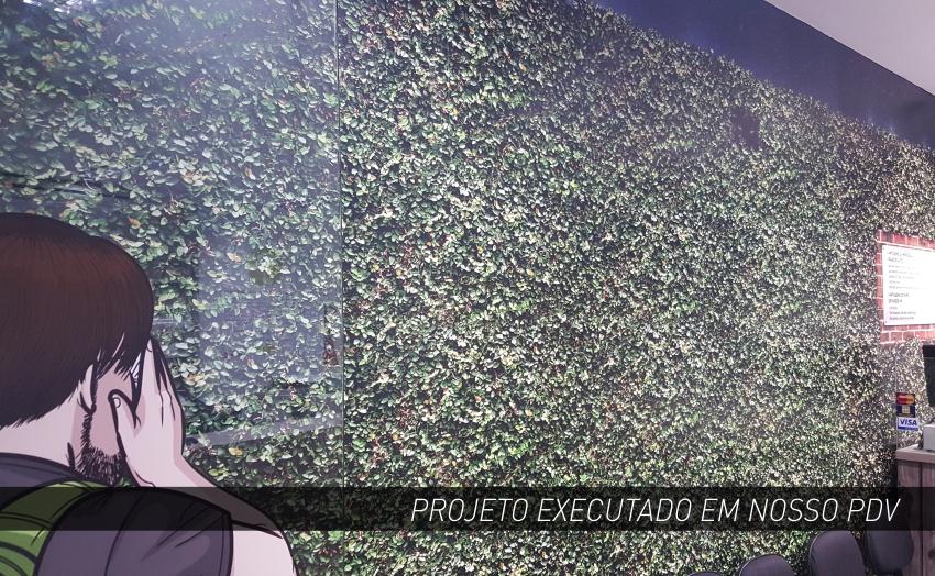 PROJETO EXECUTADO EM NOSSA LOJA