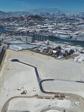 Pier 94 Backlands Improvements