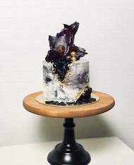 Geode X Marble Beauuuuty 💕 -_-_#sgcakes