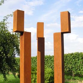 OBLONG II (Triptychon)