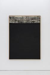 Composition black / grid top
