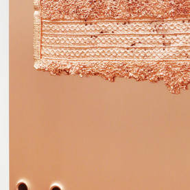 Untitled (Copper) (detail)