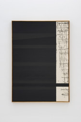 Composition black / medium lines