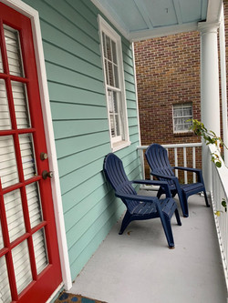 163.5 A Coming Street Porch