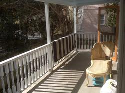 42 B Wentworth porch