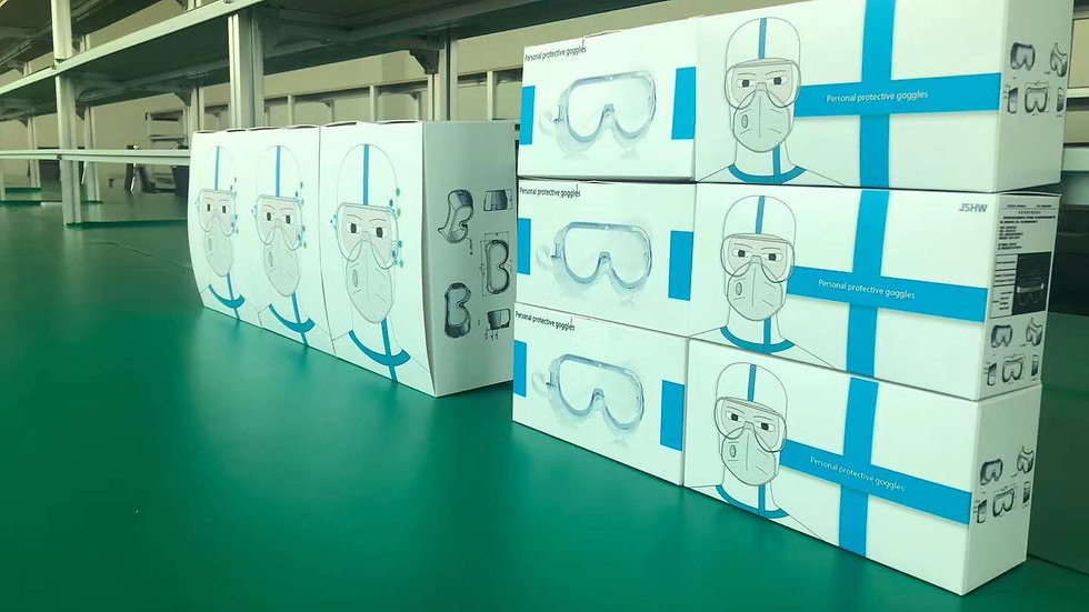 MEDICAL PERSONAL PROTECTIVE GOGGLES