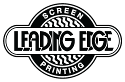 Leading Edge Screen Printing logo
