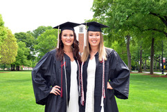 Katherine & Siobhan UA Class of 2018