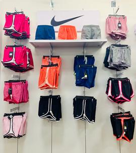 Nike Shorts Wallscaping