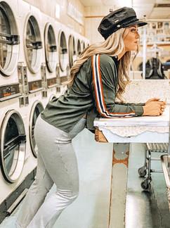 Laundromat Photoshoot 2018