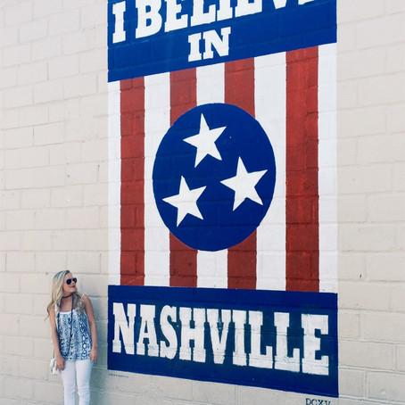 Caroline's guide to Nashville: Murals
