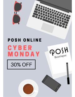 Cyber Monday Ad