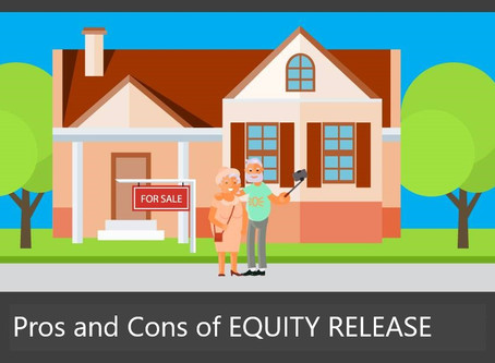What are the Pros and Cons of Equity Release?