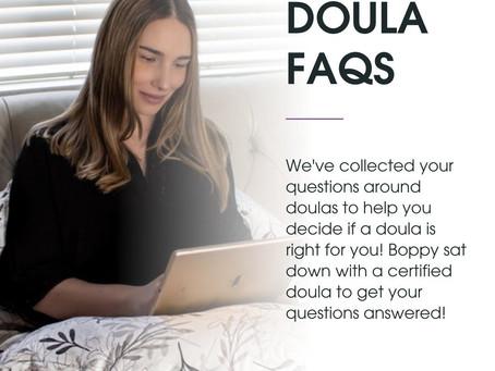 FAQs Blog for Boppy.com!