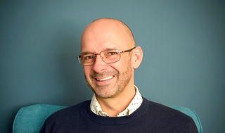 Peter Golder, counsellor of Acorn Counselling Therapy