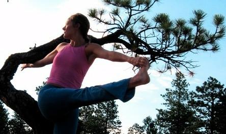Jill Lawson Yoga Video