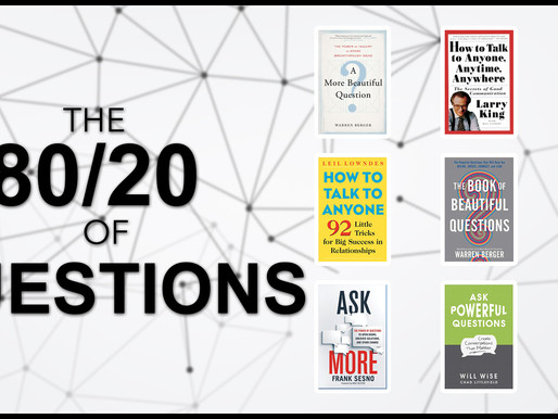 The 80/20 Guide to Becoming a Better Questioner - 29 Mental Models