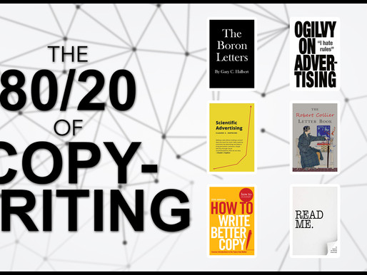 The 80/20 Guide to Copywriting - 16 Mental Models