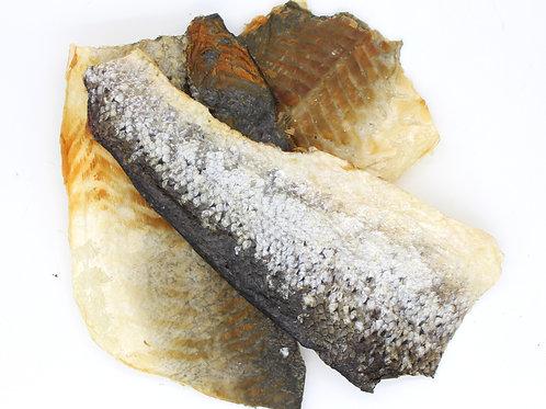 XL Salmon Skin Crisps 200g