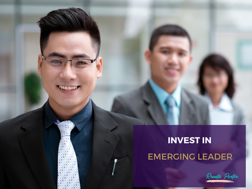 Why should companies invest in emerging leaders.