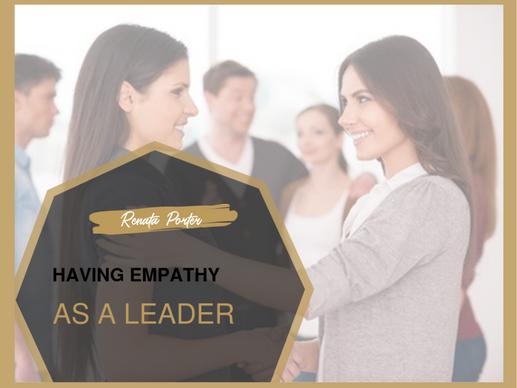 Having Empathy as a Leader