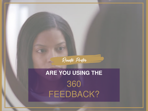 Are you using 360 Feedback