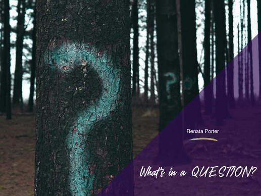 What's in a question?