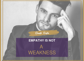 Empathy is not a Weakness
